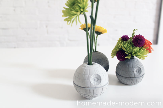 Nerd Home Decor - Death Star Vase