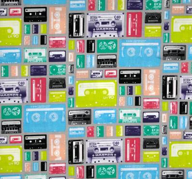 Cassette Fabric