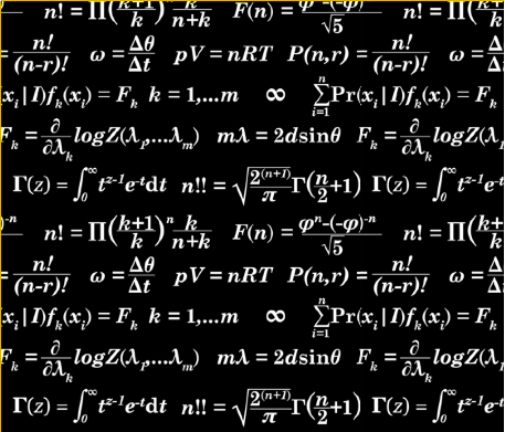 Equation Fabric