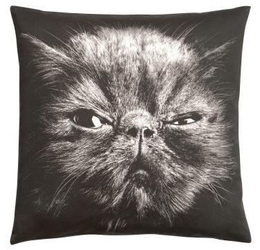 Grumpy Cat Pillow H&M