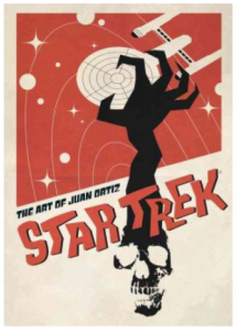 Juan Ortiz Star Trek Art Prints Book