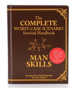 Geek Camping - Worse Case Scenario Book