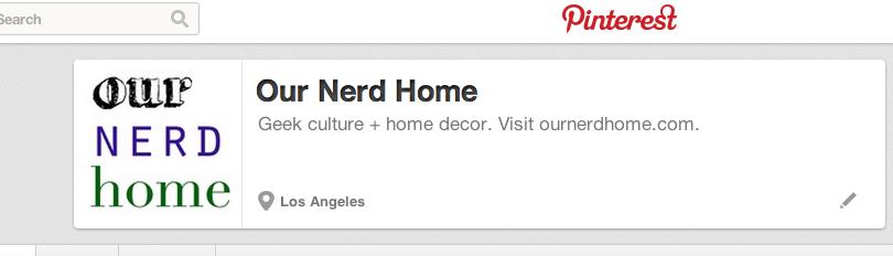 Geek Home Decor on Pinterest