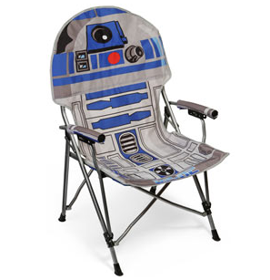 Geek Camping - Star Wars Folding Chair