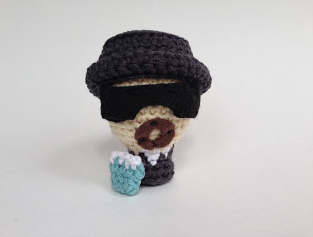 Crocheted Heisenberg