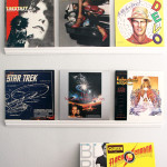 Nerdy Home Decor - DIY Record Shelves