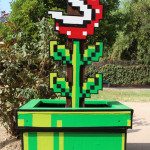 DIY Super Mario Piranha Plant