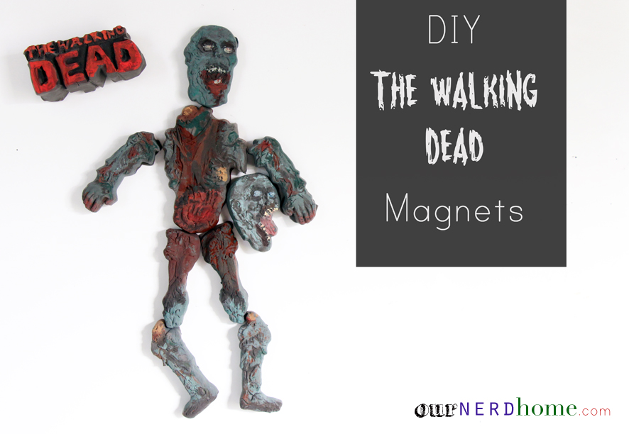 DIY Walking Dead Party Ideas