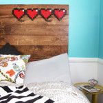 Geek Home Decor - Legend of Zelda Headboard