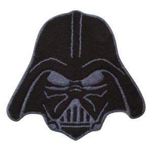 Star Wars Home Decor - Darth Vader rug