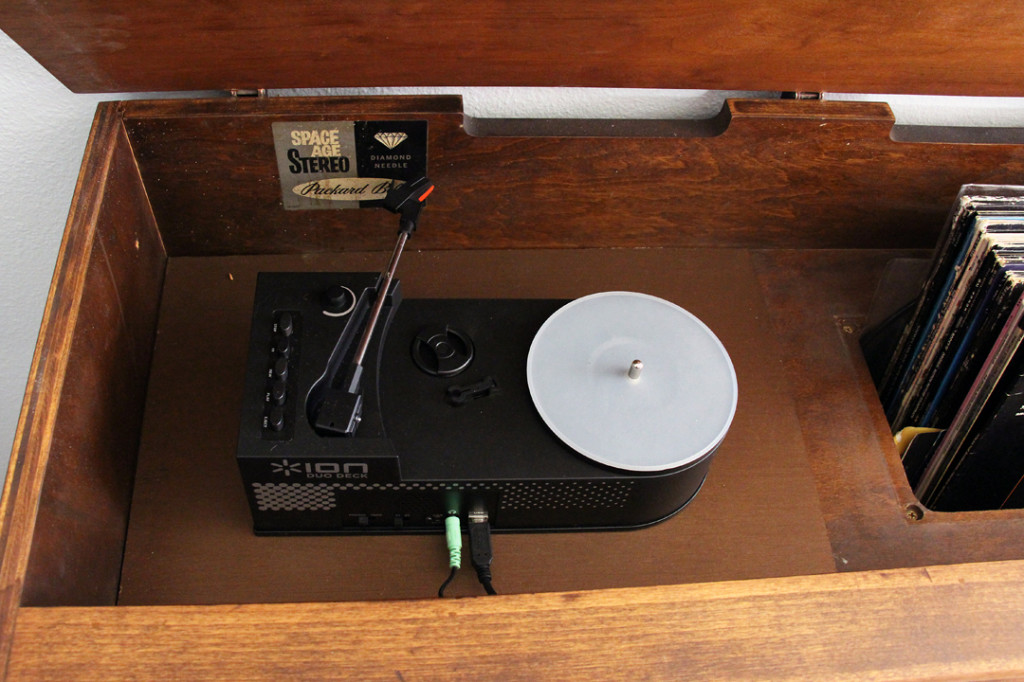 ION Record Player