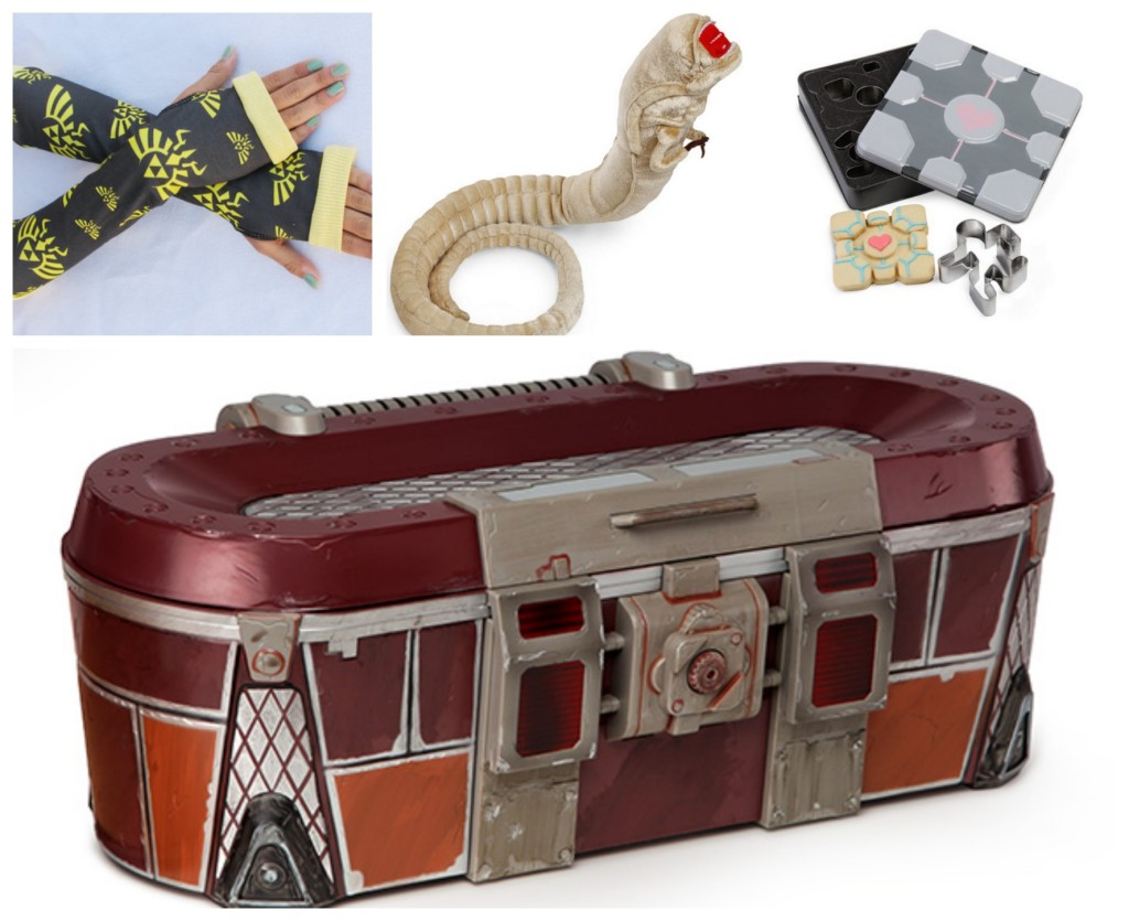 Geek Holiday Gift Guide
