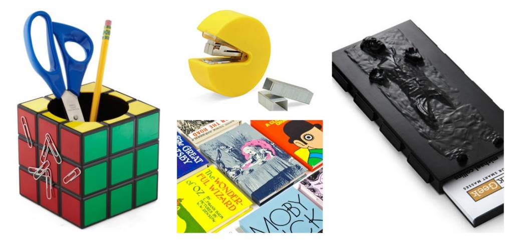Geek Gift Guide: Office Geeky