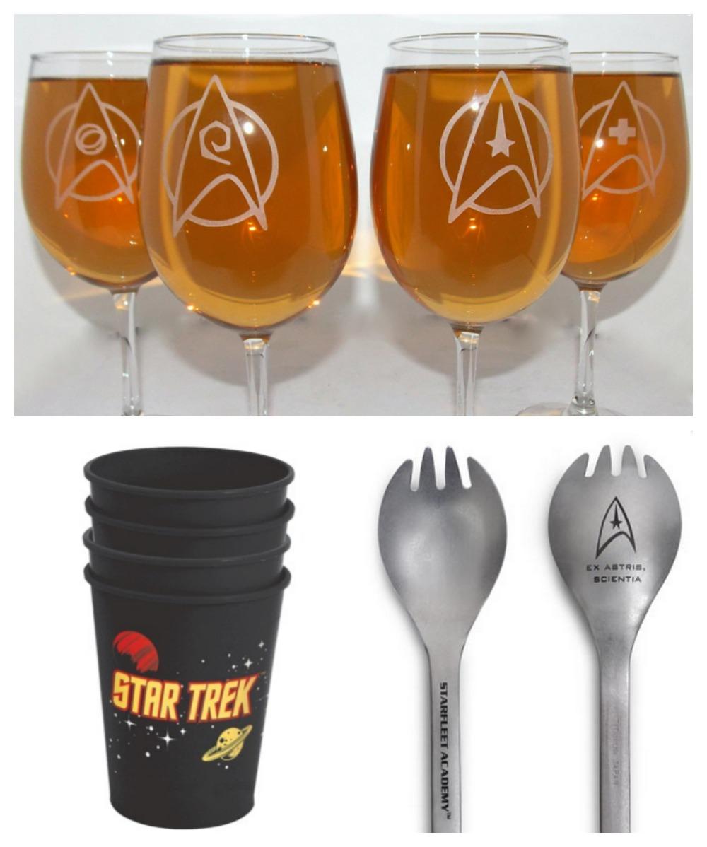 Nerd Home Decor Star Trek Kitchen