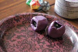 DIY Silicone Molds for Chocolate Dice