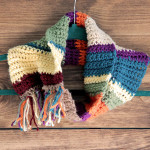 DIY Geek Gift: Tom Baker / Doctor Who Infiniti Scarf or Cowl
