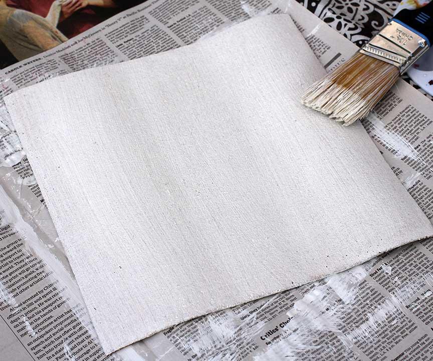 DIY Tardis Corkboard