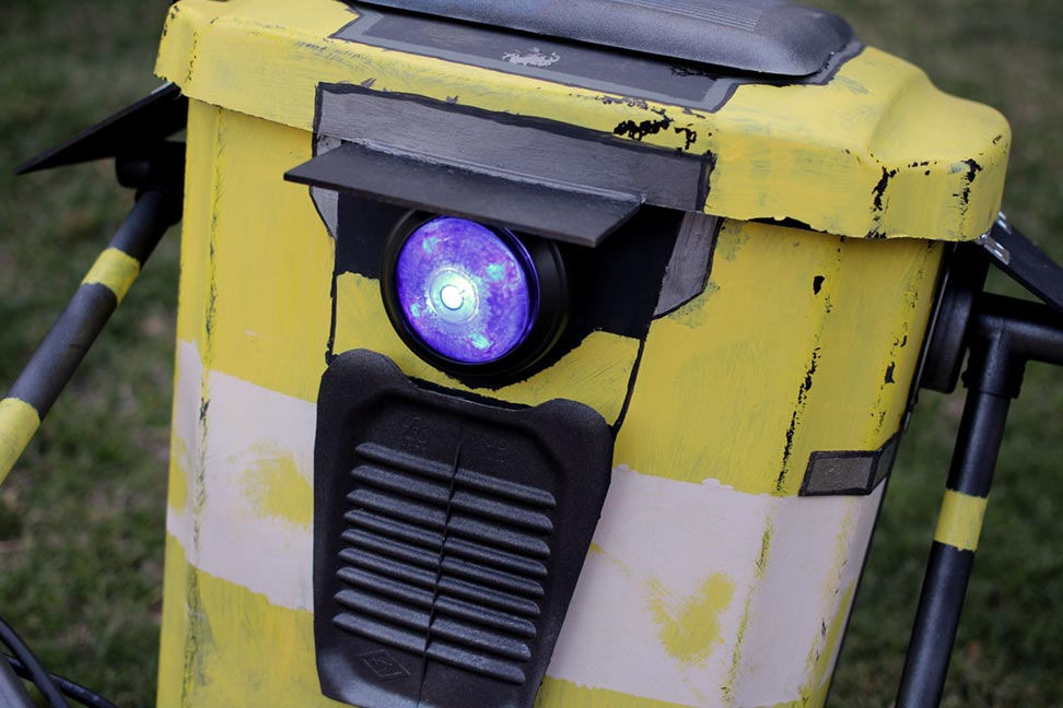 DIY Borderlands Claptrap