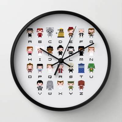 Speaking Of Geek Clocks