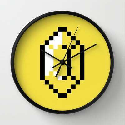 Legend-of-Zelda-Clock