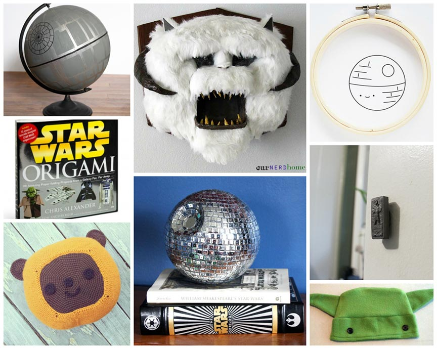 DIY Star Wars Craft Projects