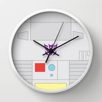 Transformers-Clock