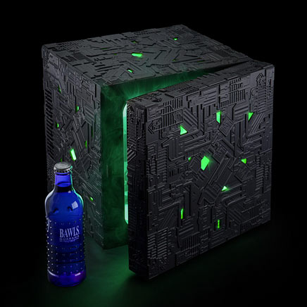 Star Trek Borg Mini Fridge