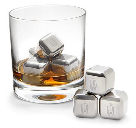 Star Trek Whiskey Stones