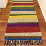DIY Doctor Who Tom Baker Rug
