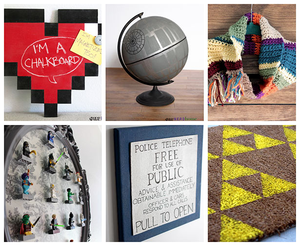 Our one year birthday! A look at our favorite geek DIY ...