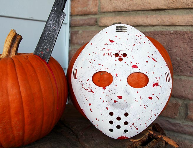 Horror Movie Halloween Decorations