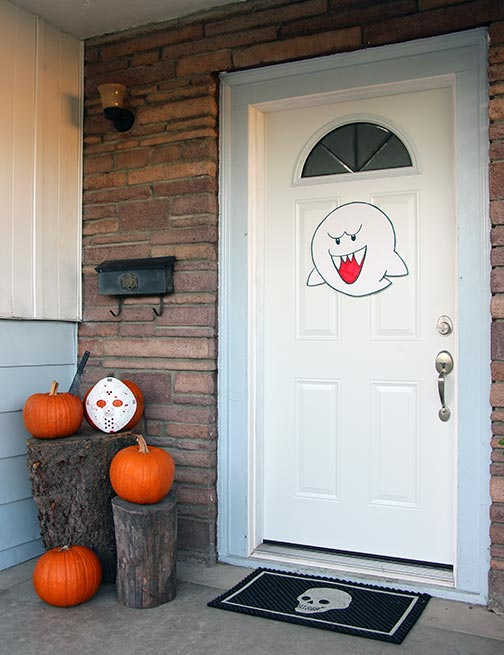 DIY Geeky Halloween Decorations