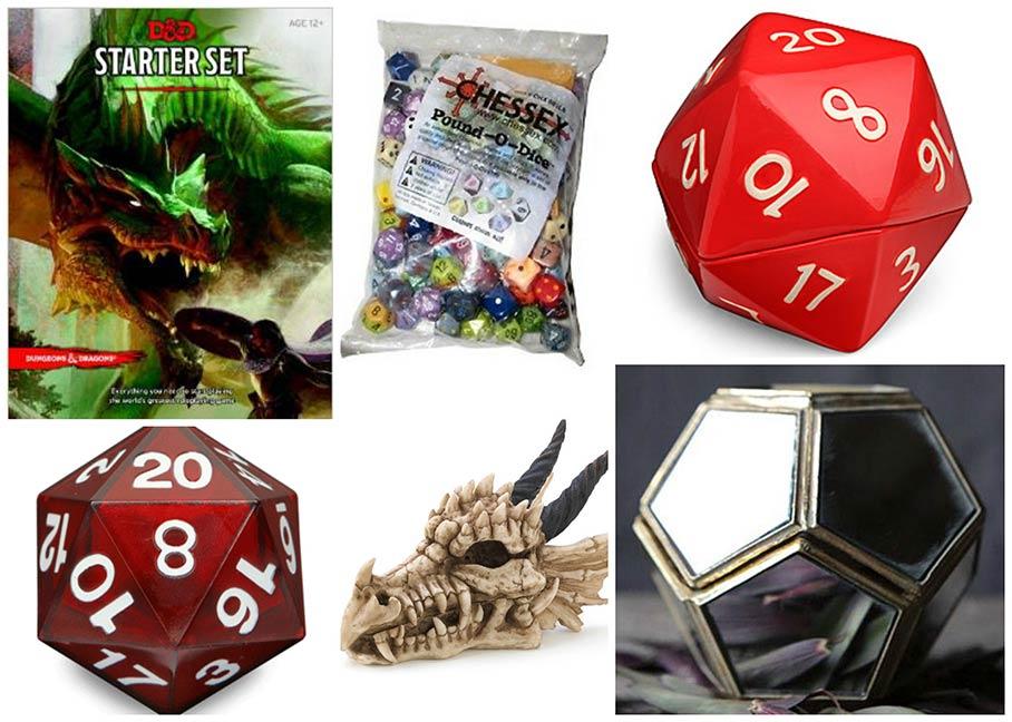D&D Gift Ideas