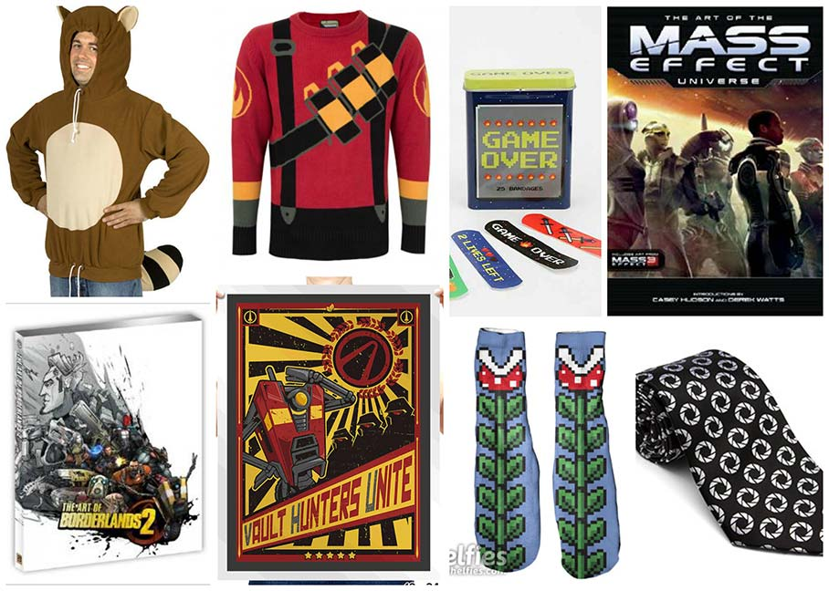 Geek Gifts for gamers