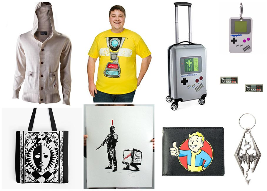 Geeky Gifts: Gifts for gamers