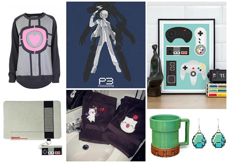 Geek Gift Guide: 100+ gifts for gamers