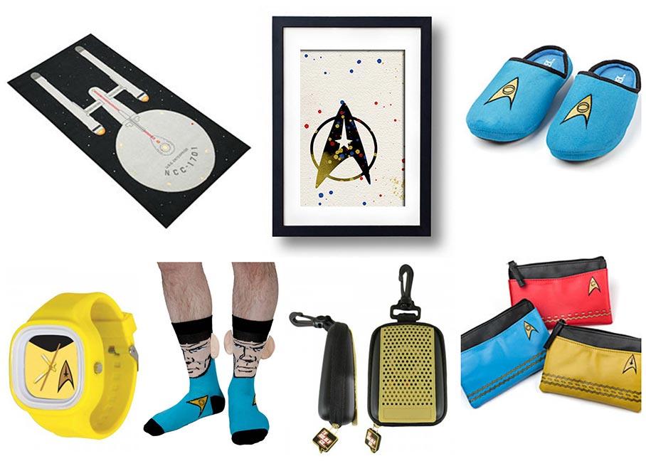 Geek Gifts: Star Trek Gifts