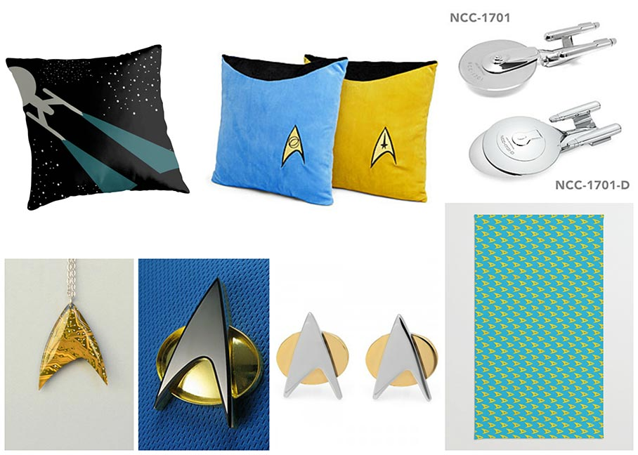Gifts for Trekkies: Geeky Gifts for Star Trek fans