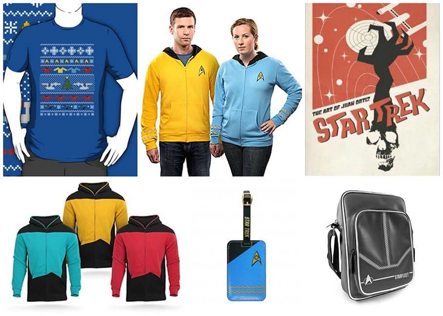 Star Trek Gifts - Geeky Gift Guide