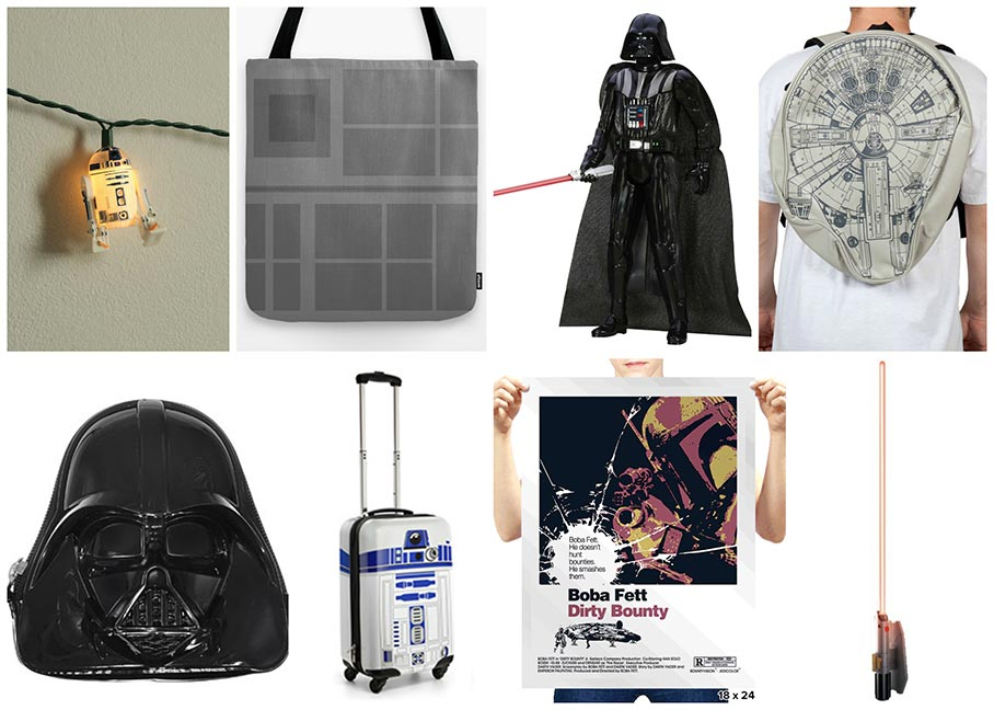 Geeky Gifts: Star Wars Gifts