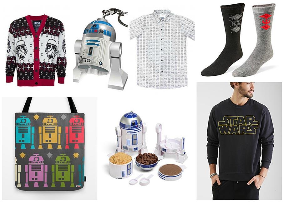 Geek Gifts: Star Wars geeky gifts
