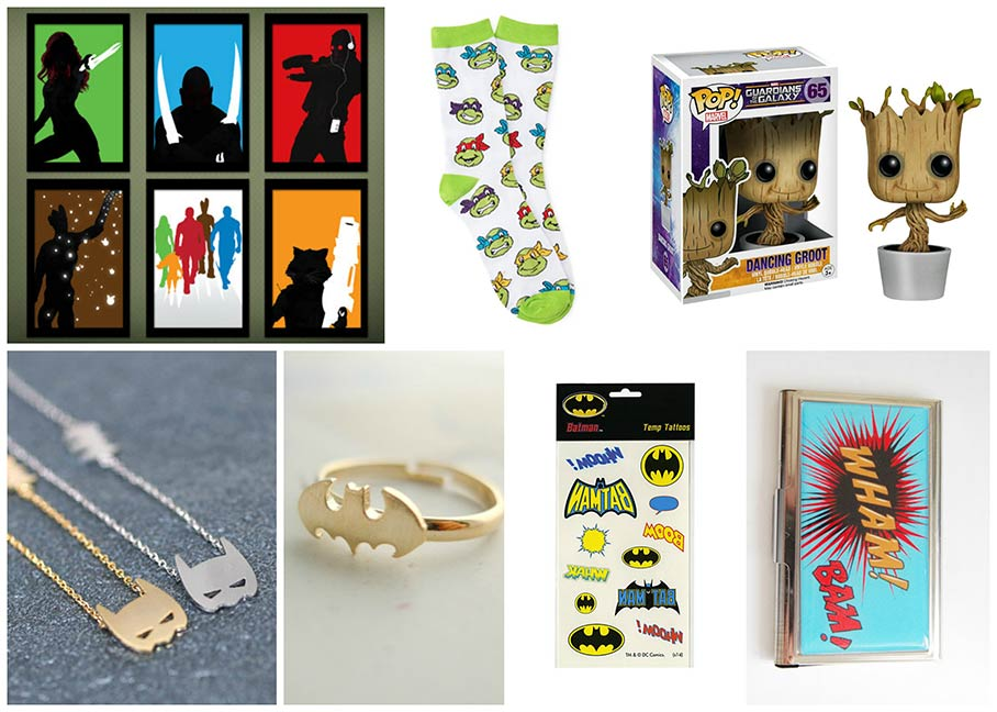 Geek Gift Ideas