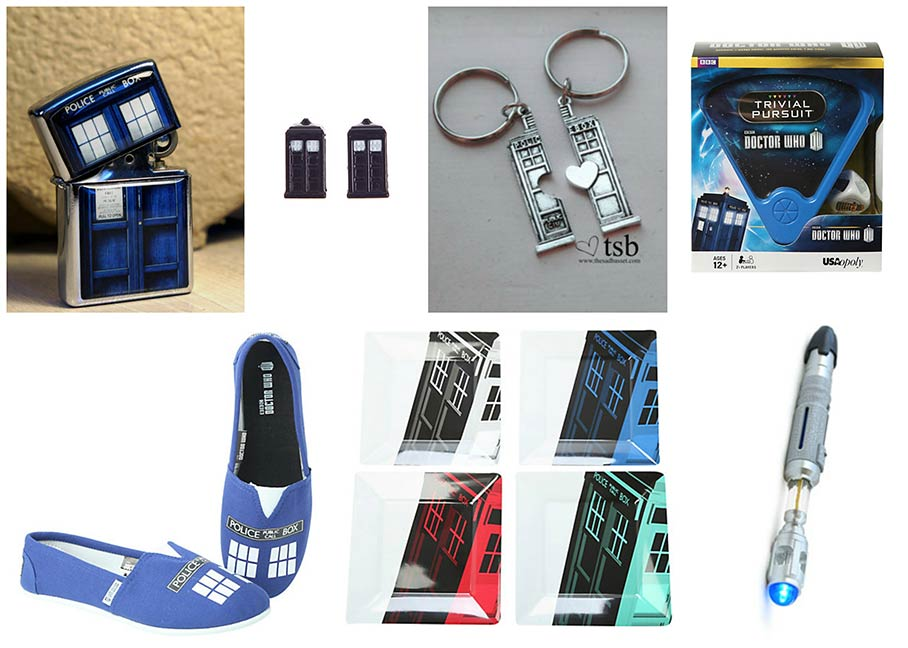 Geeky Gifts: Doctor Who Gifts