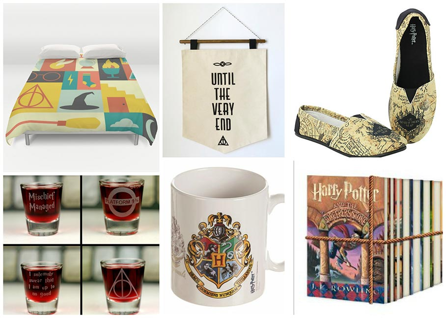 Geek Gifts: Harry Potter Gifts