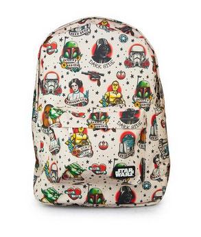 Vintage style Star Wars Backpack