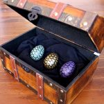 DIY Game of Thrones party ideas - Game of Thrones Eggs