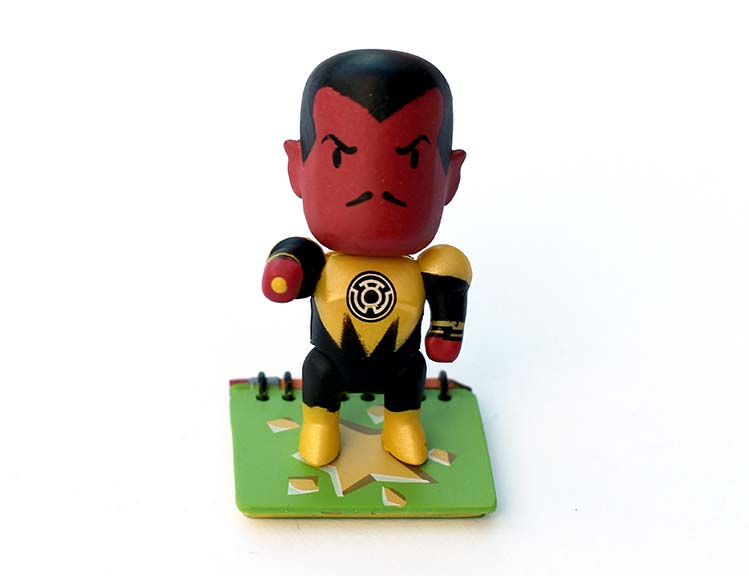Geek Fuel Sinestro