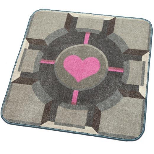 Portal area rug