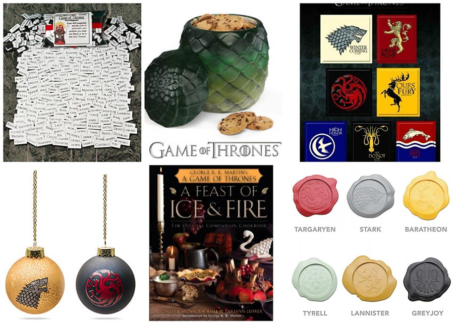 game of thrones gifts gifts chapter two doctor who lotr harry potter 29576